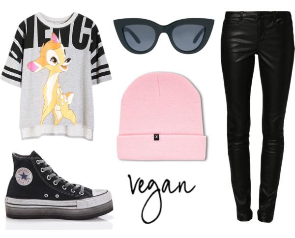 vegan outfit #2