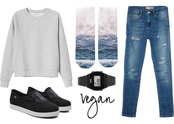 vegan outfit #5