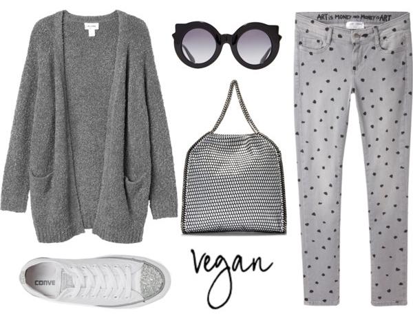 vegan outfit #6