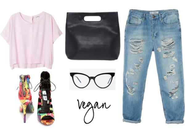vegan outfit #3