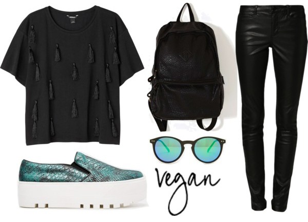 vegan outfit #7