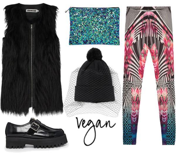 vegan outfit #9
