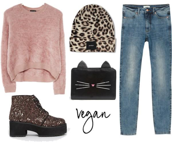 vegan outfit #8