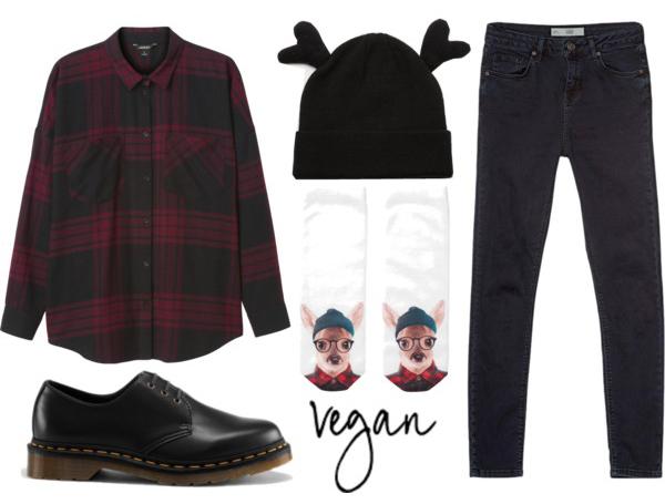 vegan outfit #10